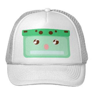 mixtape musicassette mesh hats