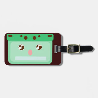 mixtape musicassette tag for bags
