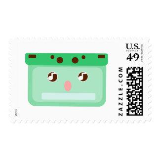 mixtape musicassette postage stamp