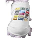 Mixtapes Graphic Pet Clothing
