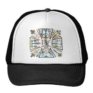 Mixtec Design Trucker Hat