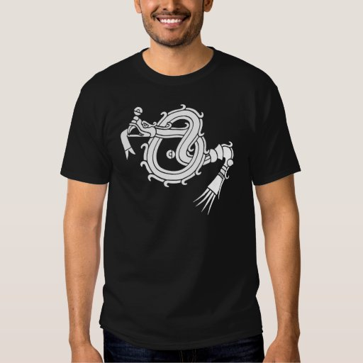 Mixtec Serpent Shirt