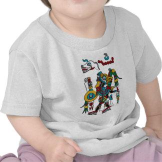 Mixtec Warrior Tshirt