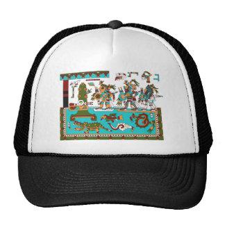 Mixtec Warriors Trucker Hat