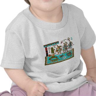 Mixtec Warriors T Shirt