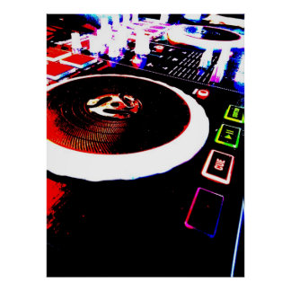Mixtrack Pro 2 Poster (Extra Large)