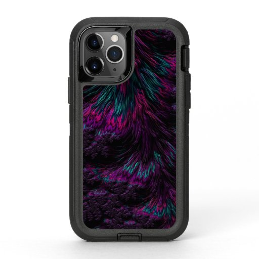 Mixture of wavy 3D colors phone cases