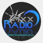 Mixx Radio stickers