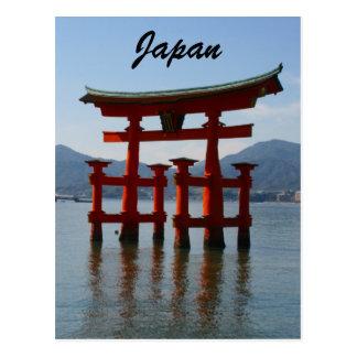 miyajima Japón Tarjetas Postales