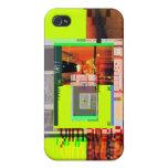 MIYAKI, MIYAKI, nitcia1s4 iPhone 4 Cases
