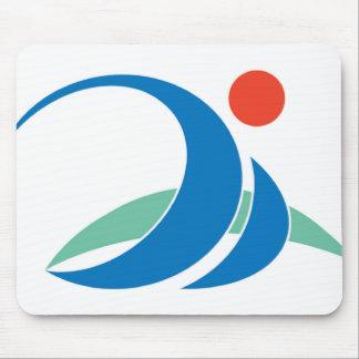 Miyakojima, Okinawa Mouse Pad