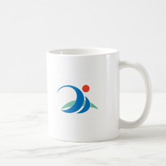 Miyakojima, Okinawa Classic White Coffee Mug