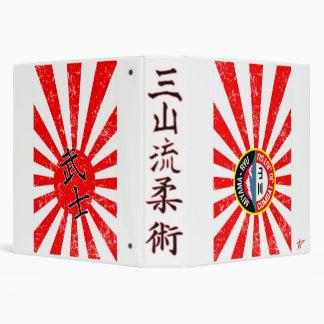 Miyama Ryu Rising Sun Binder