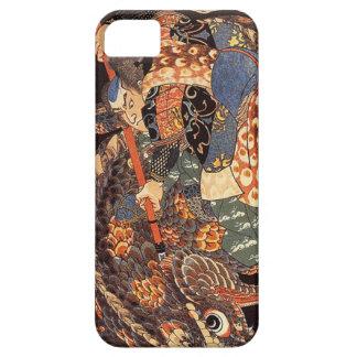 Miyamoto Musashi 宮本武蔵 iPhone 5 Case