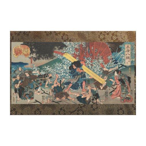 Miyamoto Musashi 宮本 武蔵 Lona Estirada Galerias