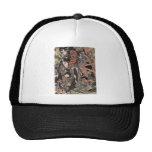 Miyamoto Musashi, c. 1800's Hat