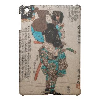 Miyamoto Musashi iPad Mini Case