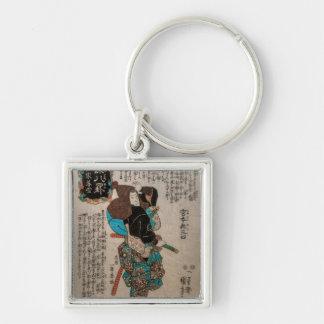 Miyamoto Musashi Key Chain