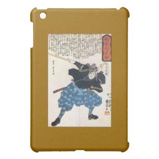 Miyamoto Musashi Painting c. 1800's iPad Mini Covers