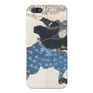 Miyamoto Musashi Painting c. 1800's iPhone SE/5/5s Case