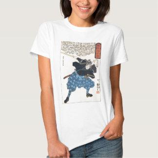 Miyamoto Musashi Two Swords T-Shirt