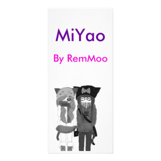 MiYao Rack Card
