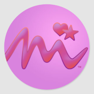 Miya's Signature Hearts & Stars Stickers