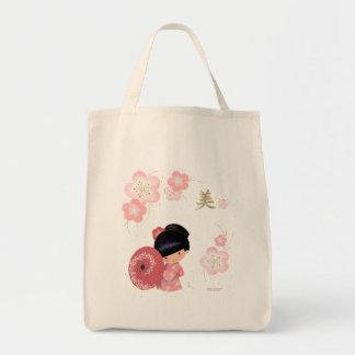 Miyoko Grocery Tote Grocery Tote Bag