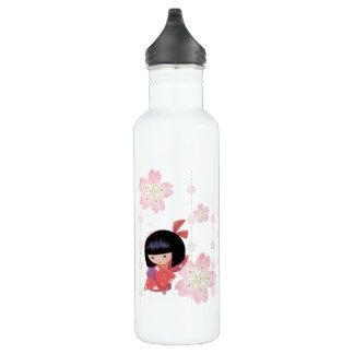 Miyono Sakura Water Bottle (24oz)