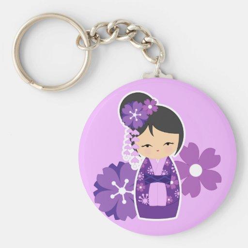 Miyu Key Chains
