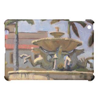 Mizner Memorial Fountain iPad cover