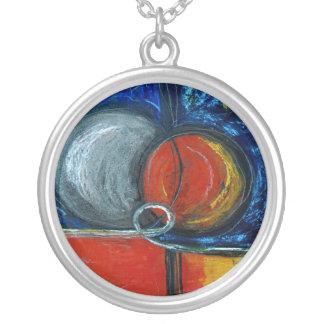 Mizpah Necklace