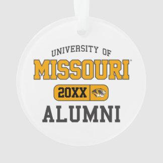 Mizzou Alumni Pride Ornament