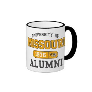 Mizzou Alumni Pride Ringer Mug