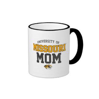 Mizzou Family Pride Ringer Mug