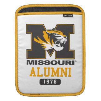 Mizzou M for Alumni Pride Sleeves For iPads