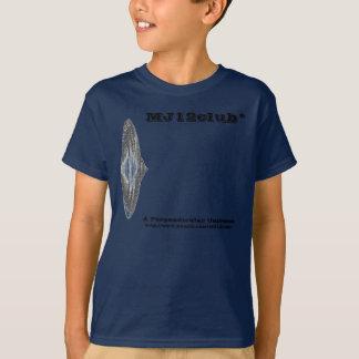 MJ12club* A Perpendicular Universe It's Tangential T-Shirt