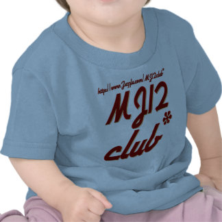 MJ12club* Baby Pictures Just Googlem T-shirts