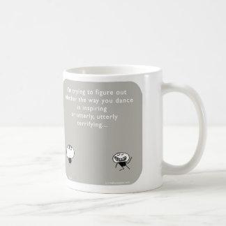 MJ1575 mahoney joe dance inspiring terrifying Classic White Coffee Mug
