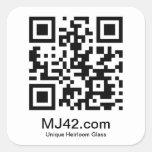 MJ42.com Stickers