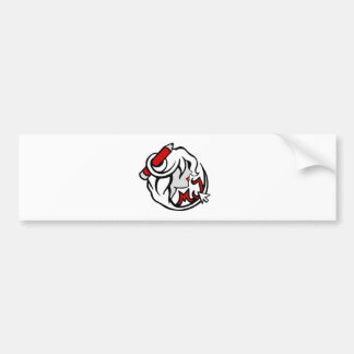 MJ Artist Logo Bumper Sticker