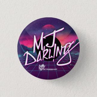 MJ Darl!ng (Love Dimension) Button