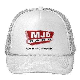 MJD Band Hat