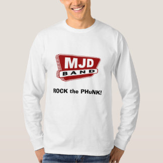 MJD band long sleve T-Shirt