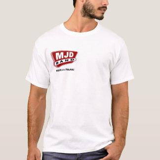 MJD Band mens T-Shirt
