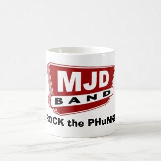 MJD Band Mug