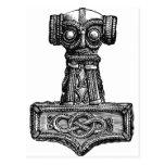 Mjolnir: El martillo del Thor Postal