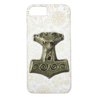 Mjölnir in Green - iPhone Case 1