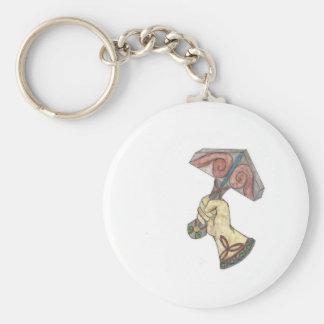 Mjolnir Keychain