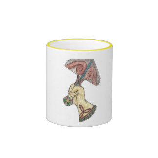 Mjolnir Coffee Mugs
